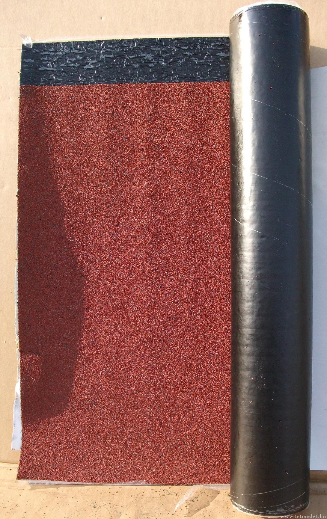 Bitumenes tekercs tetőre